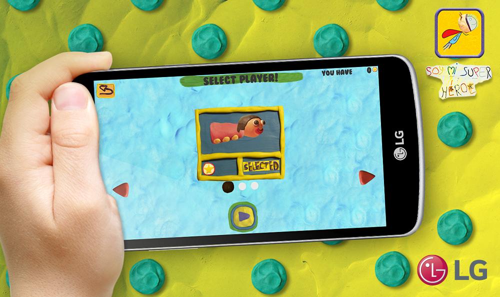 Soy Mi Súper Héroe: app hecha por niños para vencer al cáncer