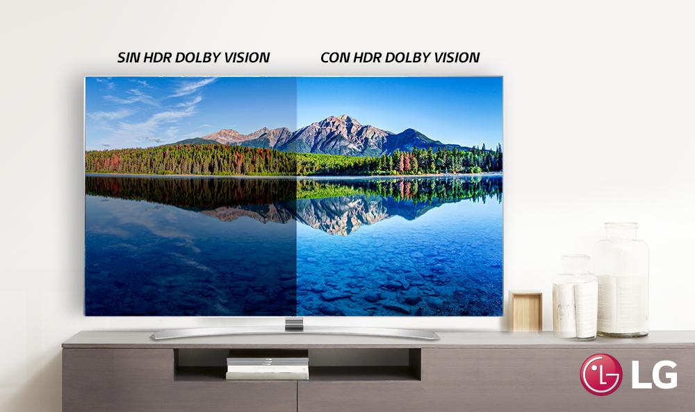 LG OLED TV,el mejor televisor para disfrutar de contenidos HDR.
