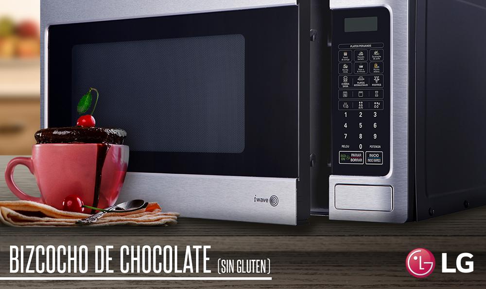 Receta de keke de chocolate – sin gluten