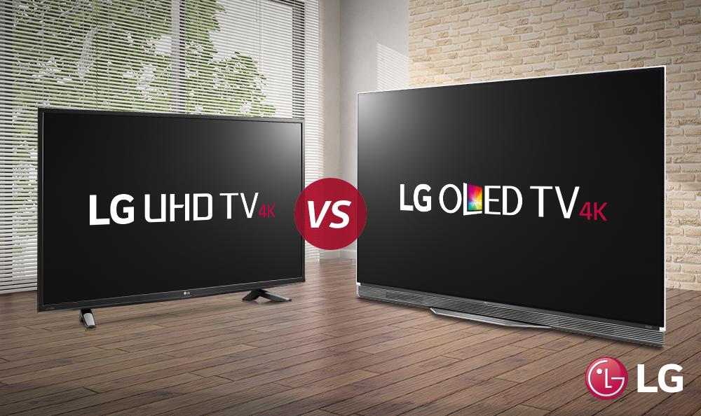 ¿Cuál es al diferencia entre un OLED y un ULTRA HD (o UHD)?