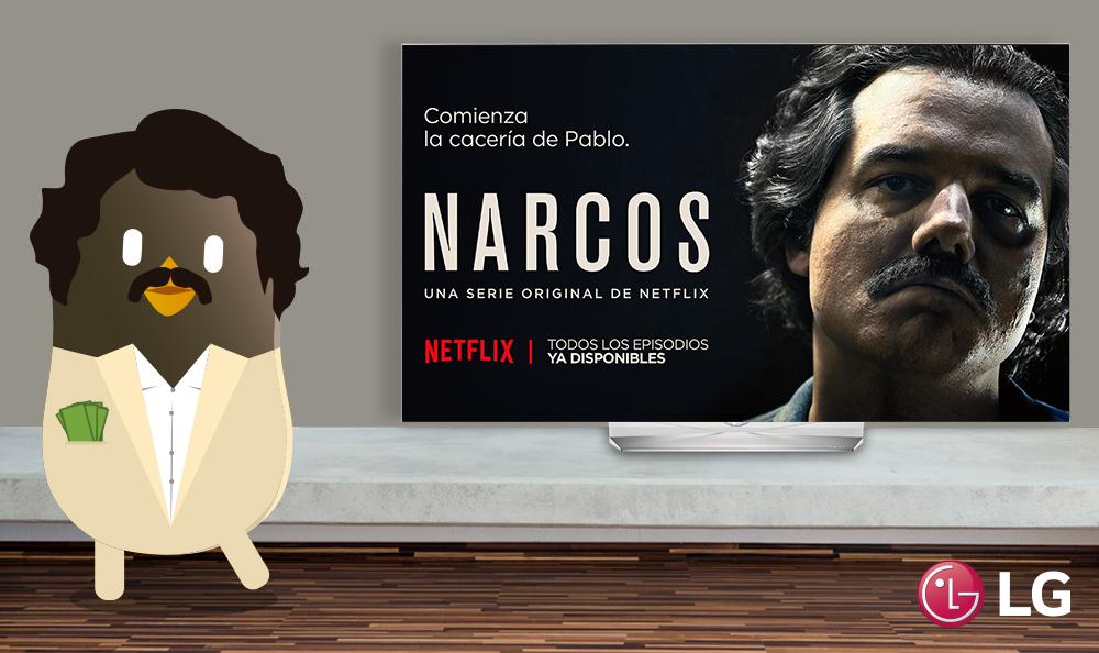 Narcos vuelve con Pablo, por última vez.