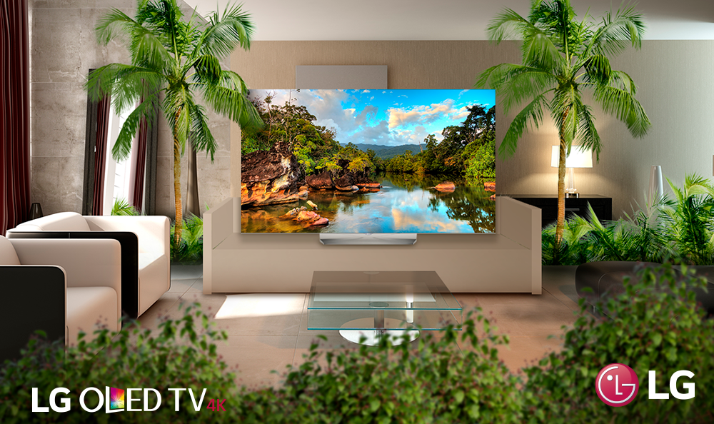 6 ventajas de un televisor OLED