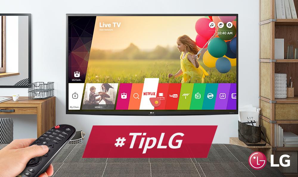 Mejora la conexión a internet de tu Smart TV
