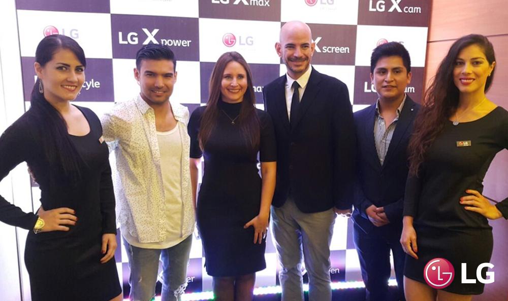 El nuevo lanzamiento de LG: LA SERIE X ya está en Perú