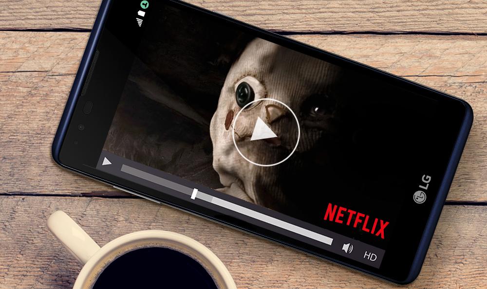 Un app que trae lo mejor en series y películas: Netflix