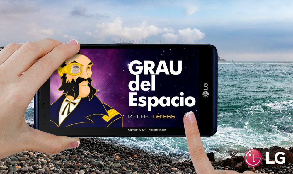 """Grau del Espacio, una web en homenaje al """"Peruano del Milenio"""""""