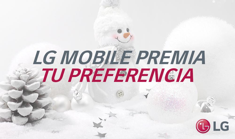 Activación LG Mobile 23 y 24 de diciembre