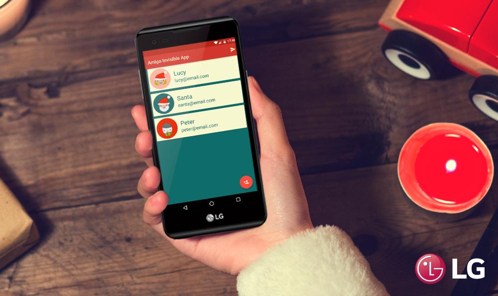 Tu tradicional juego de amigo secreto ahora en app