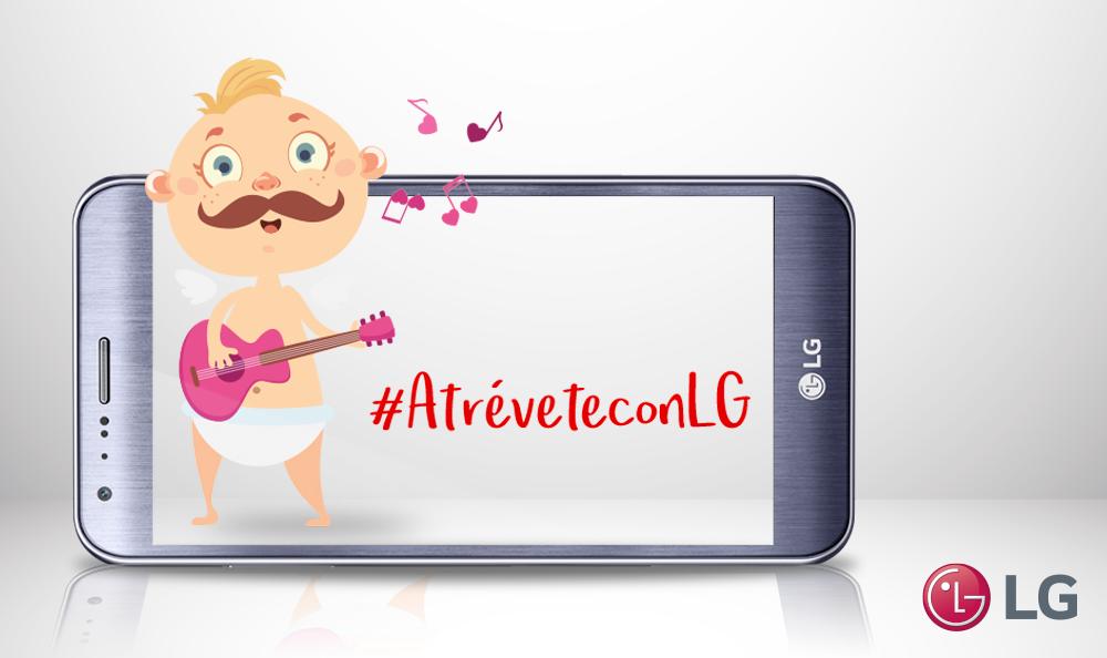 """Términos y Condiciones """"Concurso Atrévete con LG"""""""