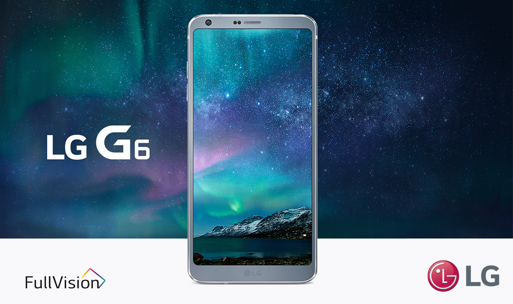 LG LANZÓ A NIVEL MUNDIAL SU NUEVO SMARTPHONE LG G6 CON GRAN PANTALLA FULL VISION