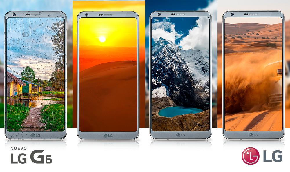 LG confirma la alta resistencia de la batería de su nuevo smartphone