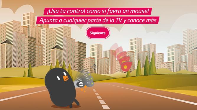 CONOCE TODO SOBRE WEBOS 3.5 A TRAVÉS DEL SIMULADOR QUE CREAMOS PARA TI