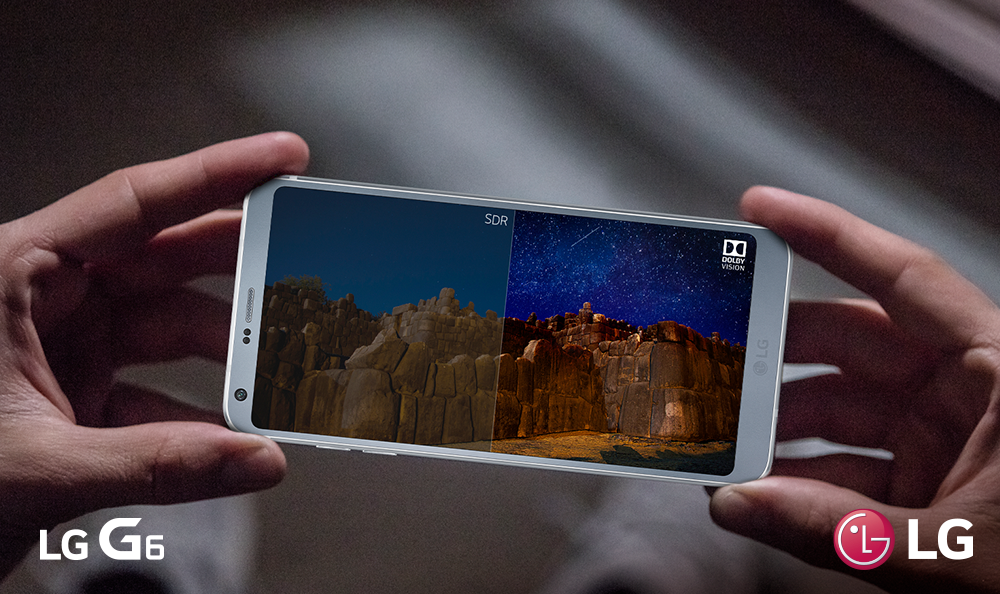 Dolby Vision, un diferencial del nuevo LG G6