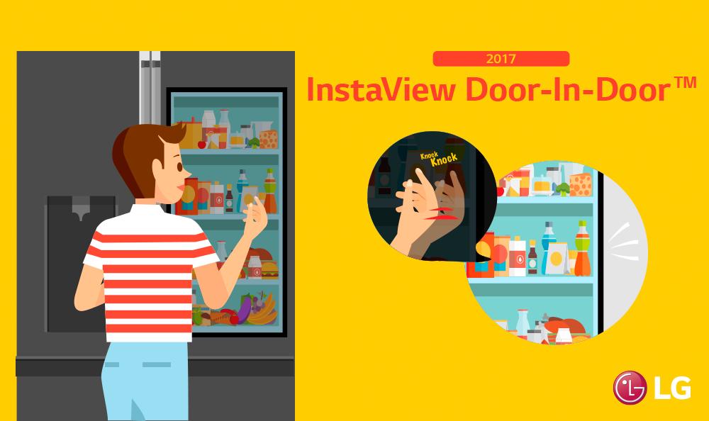 LG resalta cómo ha evolucionado el diseño de las  refrigeradoras a beneficio del consumidor