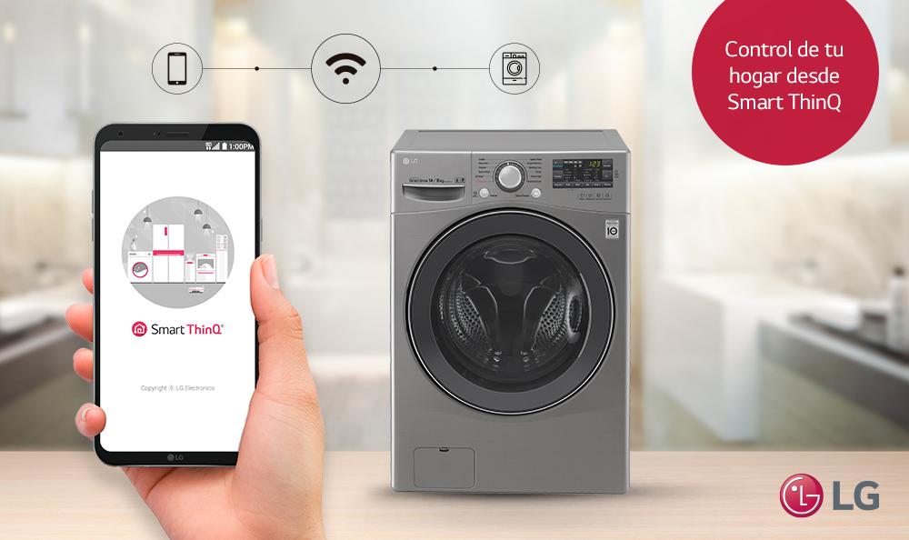 LG Smart ThinQ: Una aplicación que hace posible la casa inteligente
