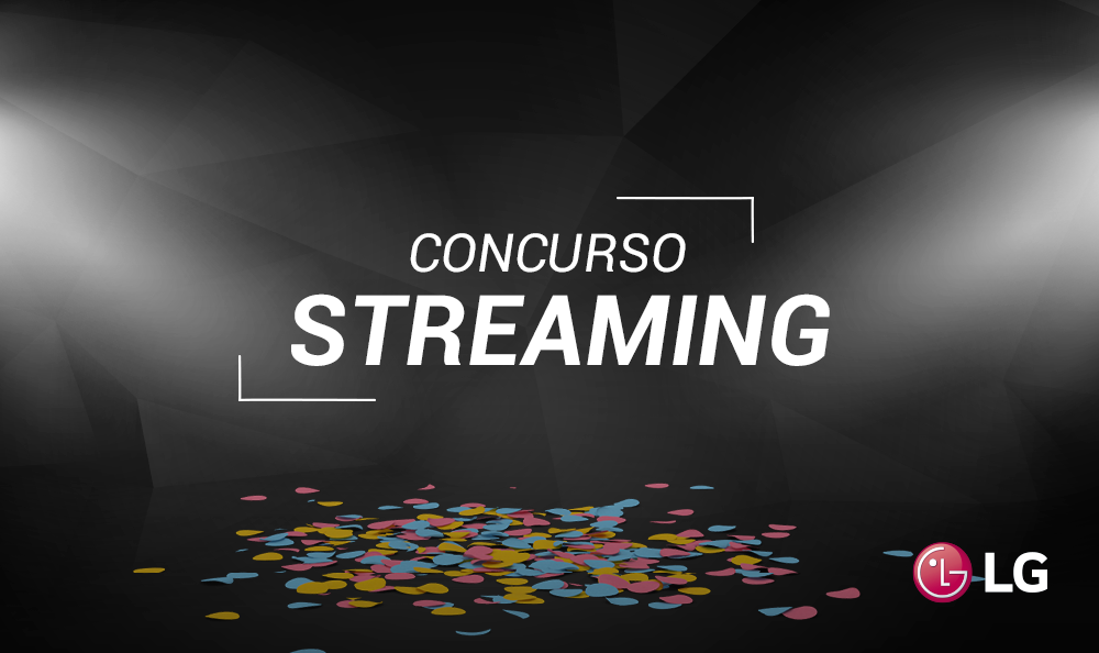 CONCURSO STREAMING LG MOBILE