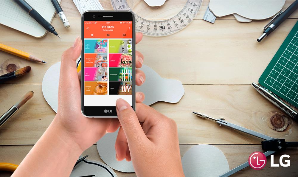 DIY, el app que hará divertidas tus tardes de verano