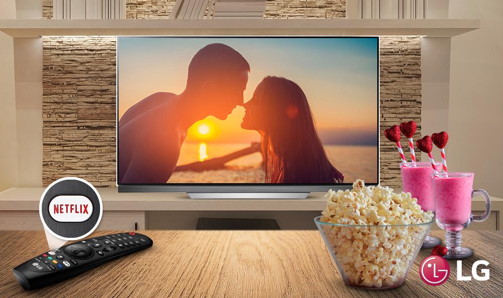 Las 5 mejores películas románticas de Netflix