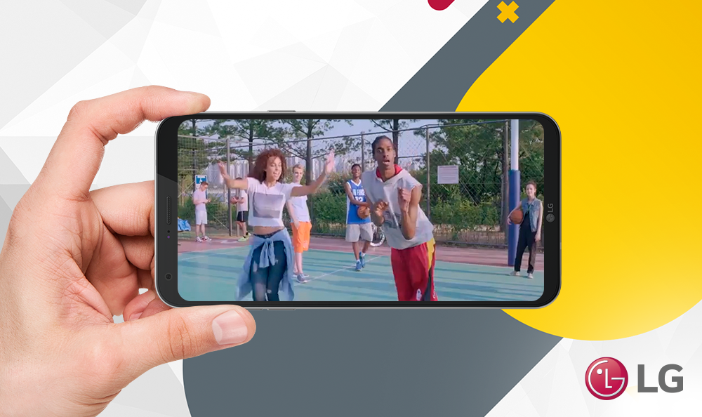 Aprende a usar el MODO GIF de tu LG Q6