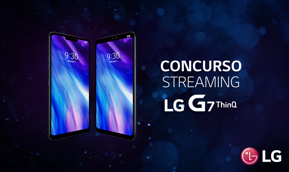 "TÉRMINOS Y CONDICIONES CONCURSO ""STREAMING LG G7 – MOVISTAR"""