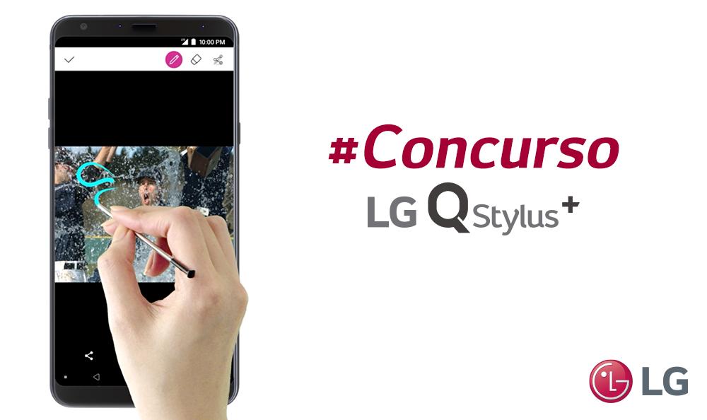 Términos y condiciones concurso LG Q Stylus+
