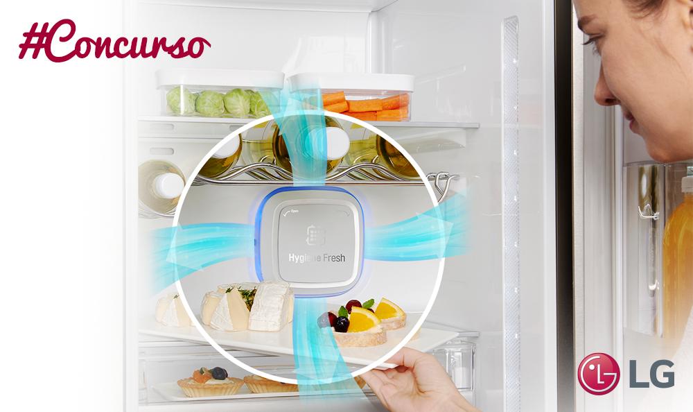 Términos y condiciones Concurso Top Freezer