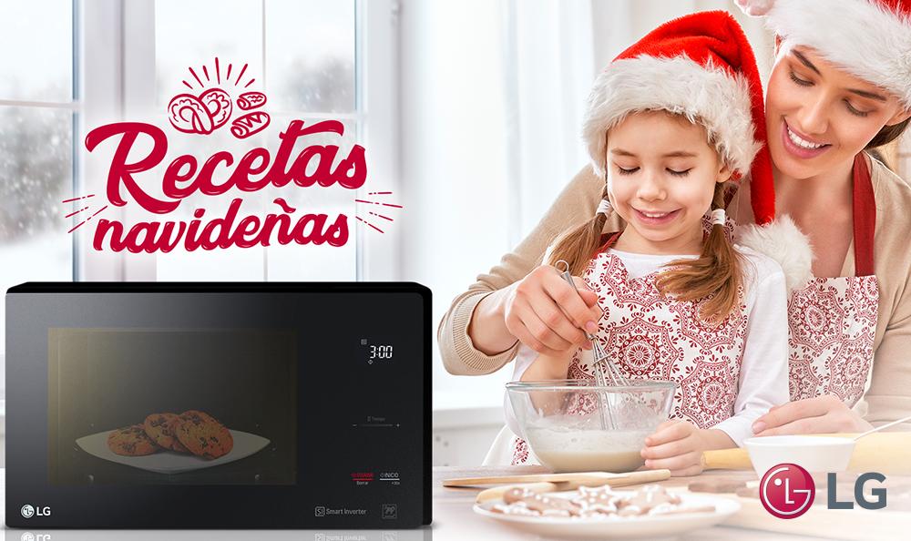 Para Navidad: Galletas con chispas de chocolate