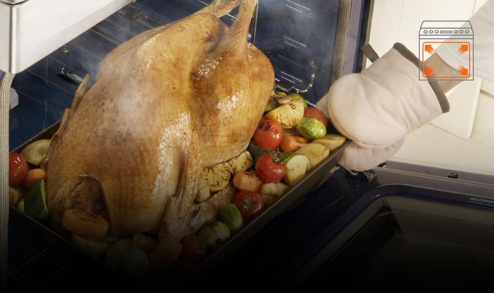 ¡Gánate una Cocina LG RSG316T!