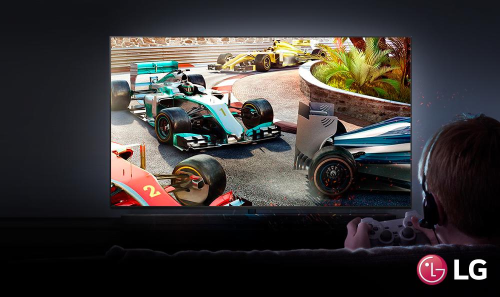 Cómo conectar tu consola de videojuego a tu LG Smart TV
