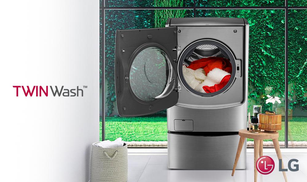 El match perfecto: Lavadoras TwinWash + detergente