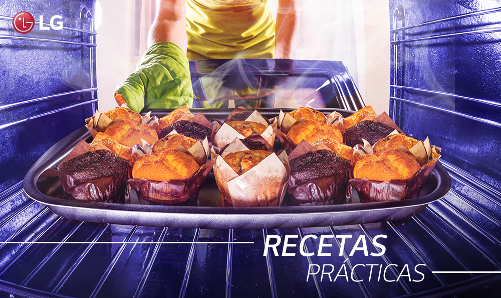 Para cuidarte y engreirte: Cupcakes fitness