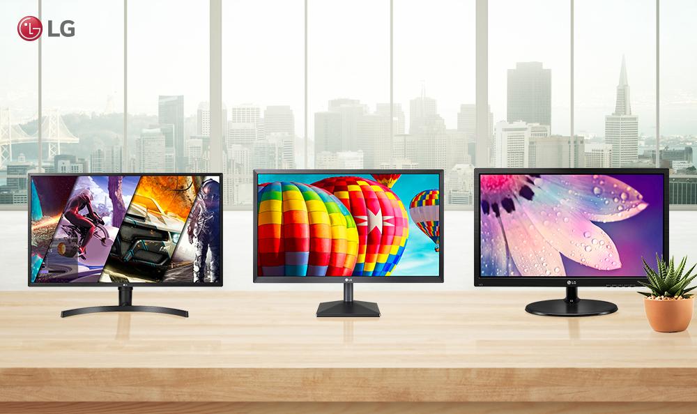 El monitor ideal para tu proyecto personal
