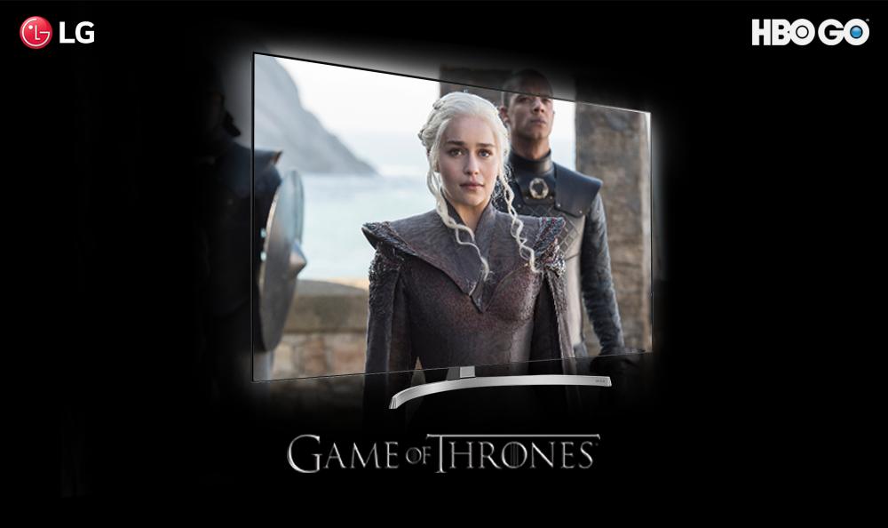 ¡EMOCIÓNATE CON TODO LO QUE HBO GO Y LG TV TIENE PARA TI!