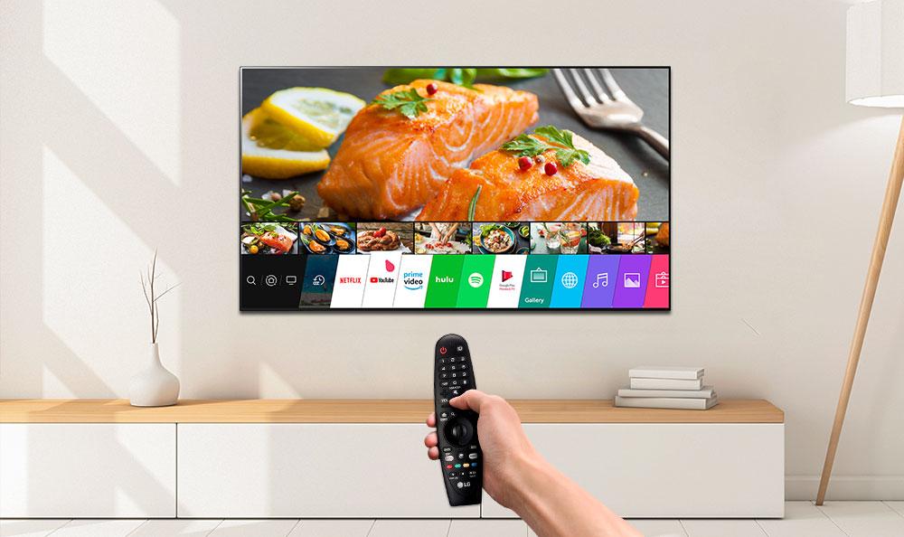 Conoce cómo Configurar la red en tu LG Smart TV