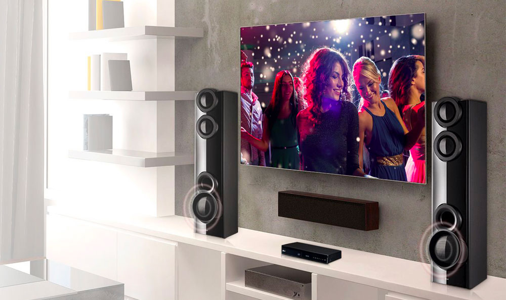 Tipos de entradas para conectar tu Home Theater a tu Smart TV