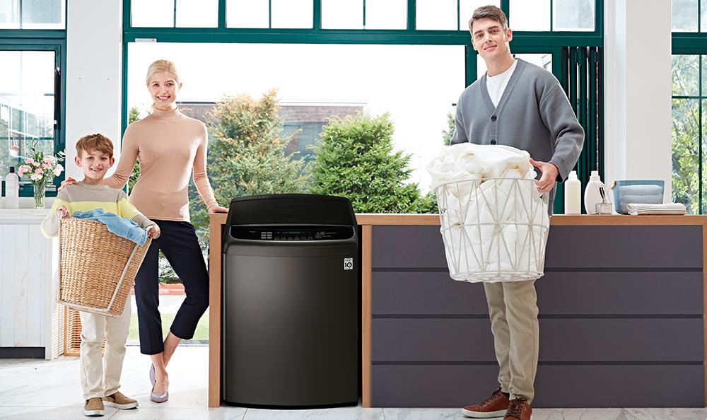 #TipsLG: ¿Cómo lavar la ropa correctamente?