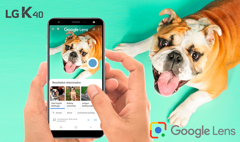 LG K40 | ¿Qué es Google Lens y por qué debes tenerlo?