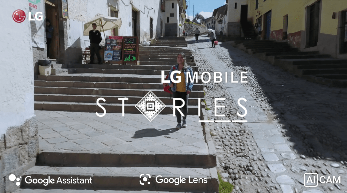 """LG MOBILE STORIES"" PROMUEVE DESARROLLO DE  EMPRENDEDORES A TRAVÉS DE LA INTELIGENCIA ARTIFICIAL"