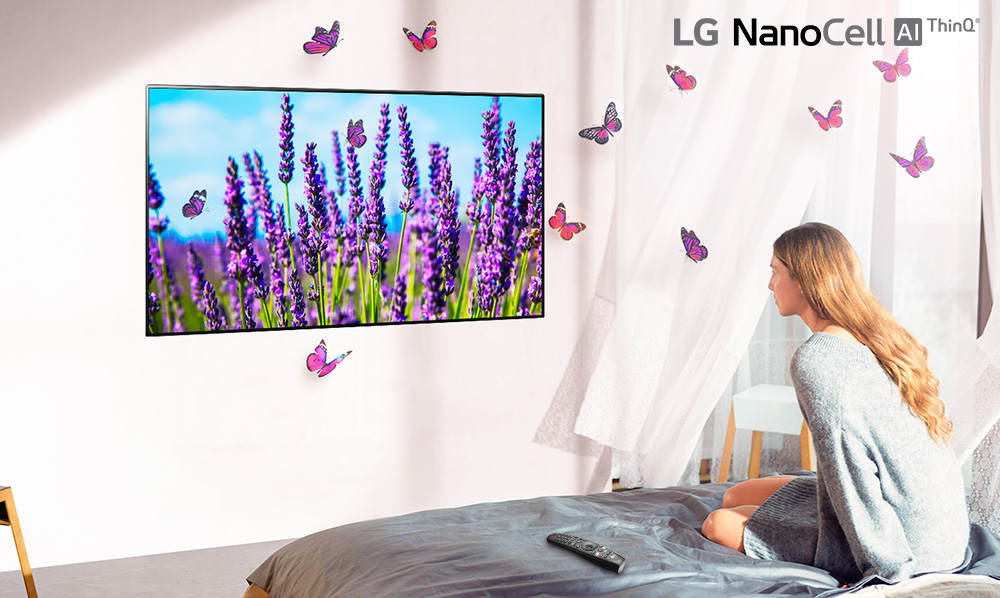 LG NanoCell: la redefinición de la TV LED
