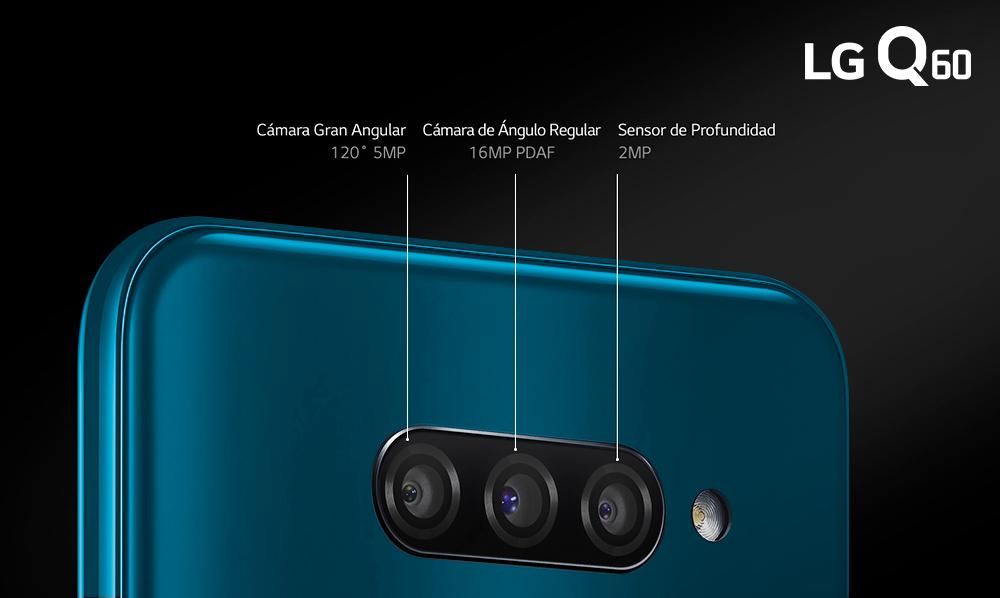 LG Q60 | Descubre las apps para hacer fotos más creativas