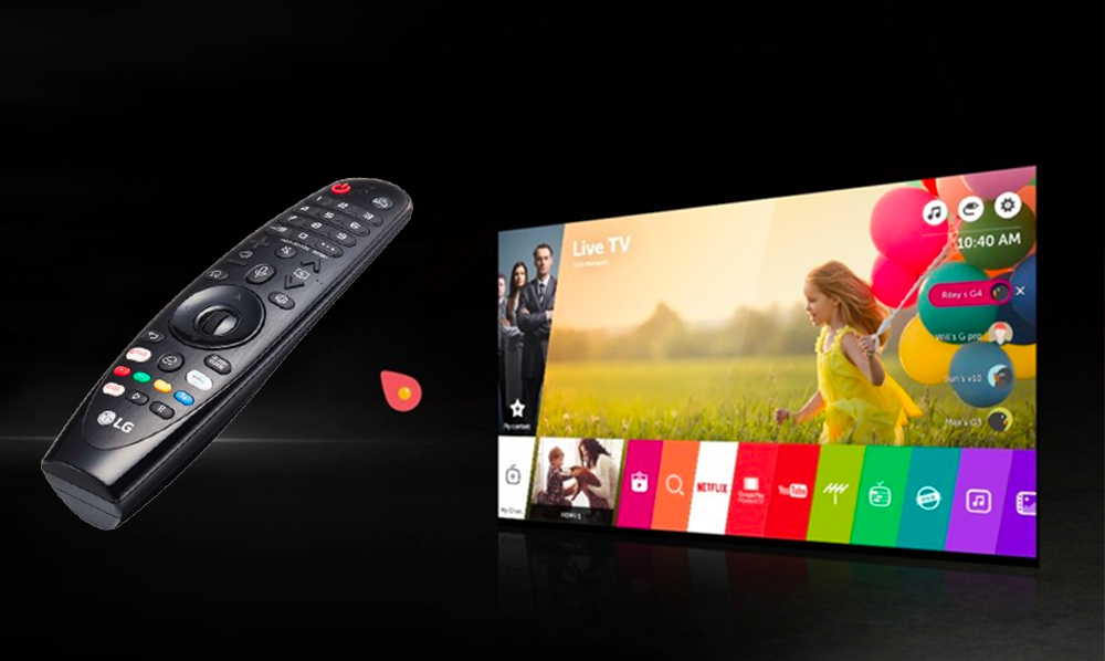 LG TV | Conoce los accesos rápidos del WebOS