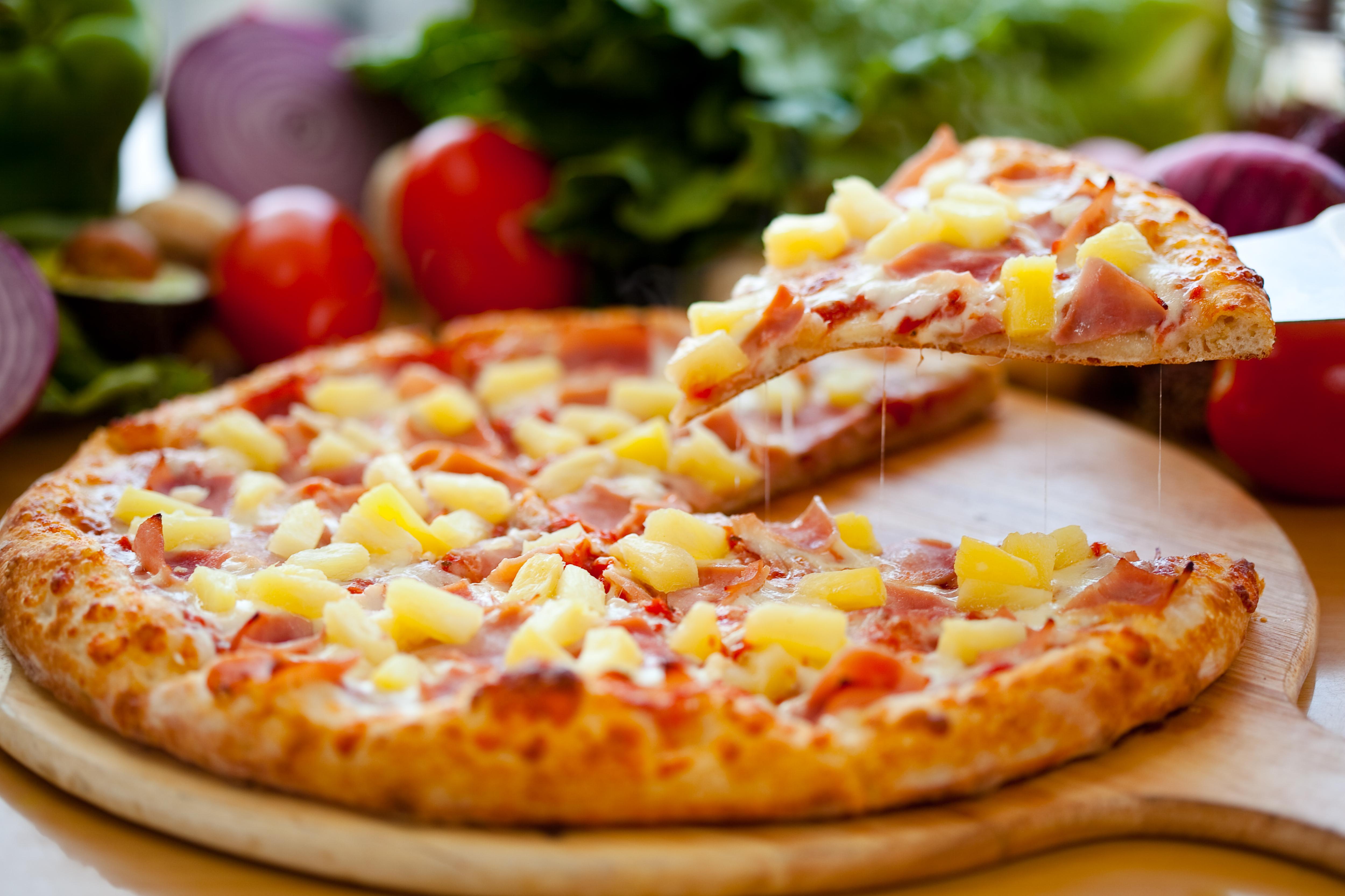 Cocinas LG | Aprende a preparar una deliciosa Pizza Hawaiana