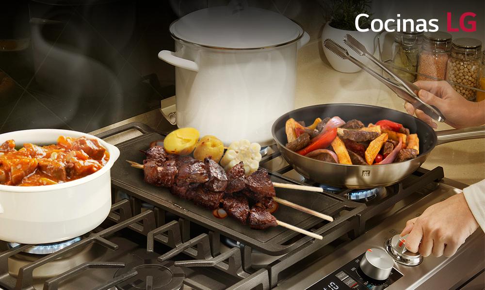 Tips Cocinas LG | 6 platos para celebrar el Día de la Canción Criolla