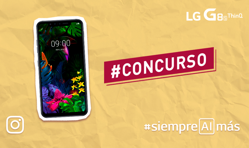 CONCURSO LG MOBILE STORIES PARA INSTAGRAM