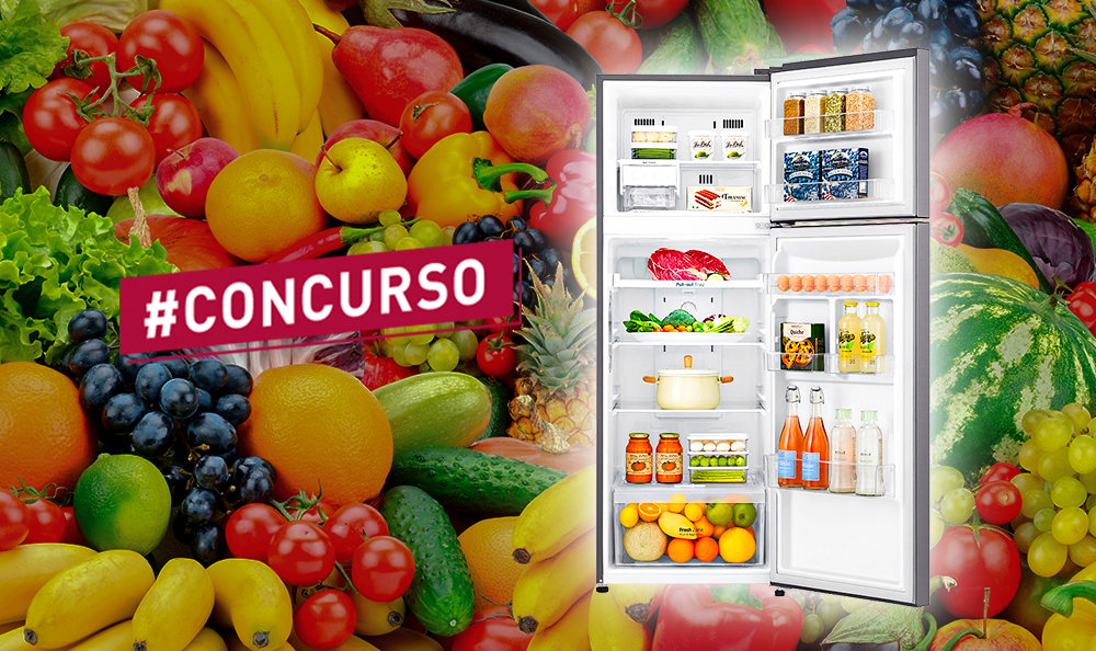 CONCURSO NatureFRESH de LG