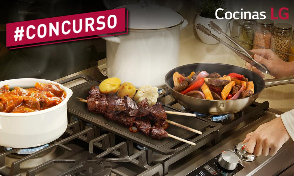 CONCURSO LG | COCINA CON MÚSICA