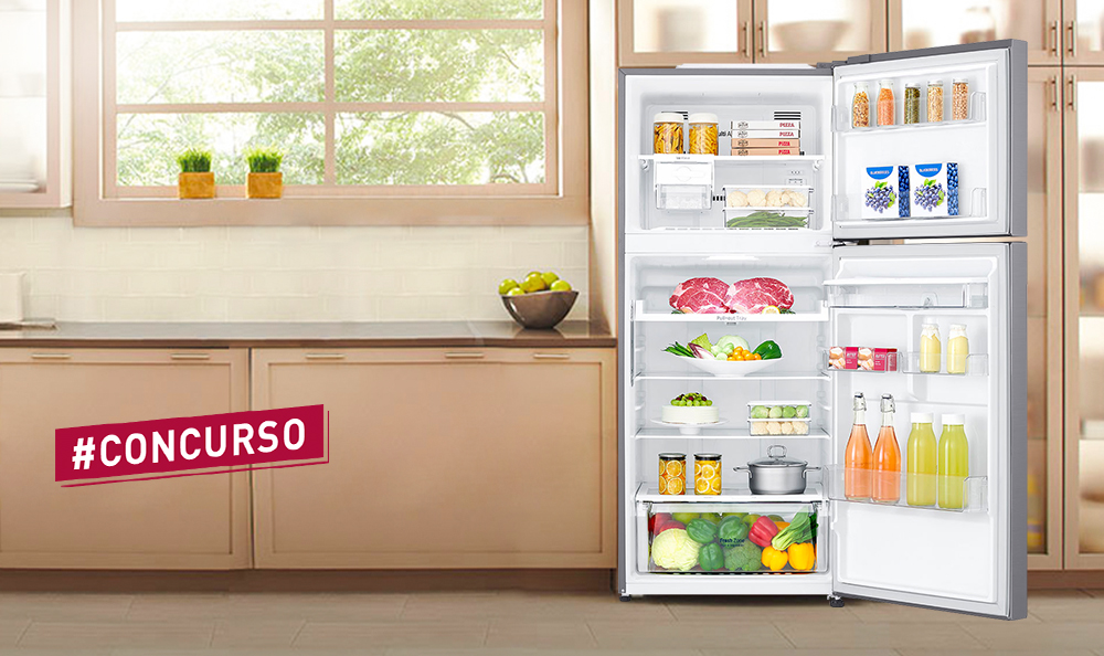 CONCURSO QUIZ LG TOP FREEZER