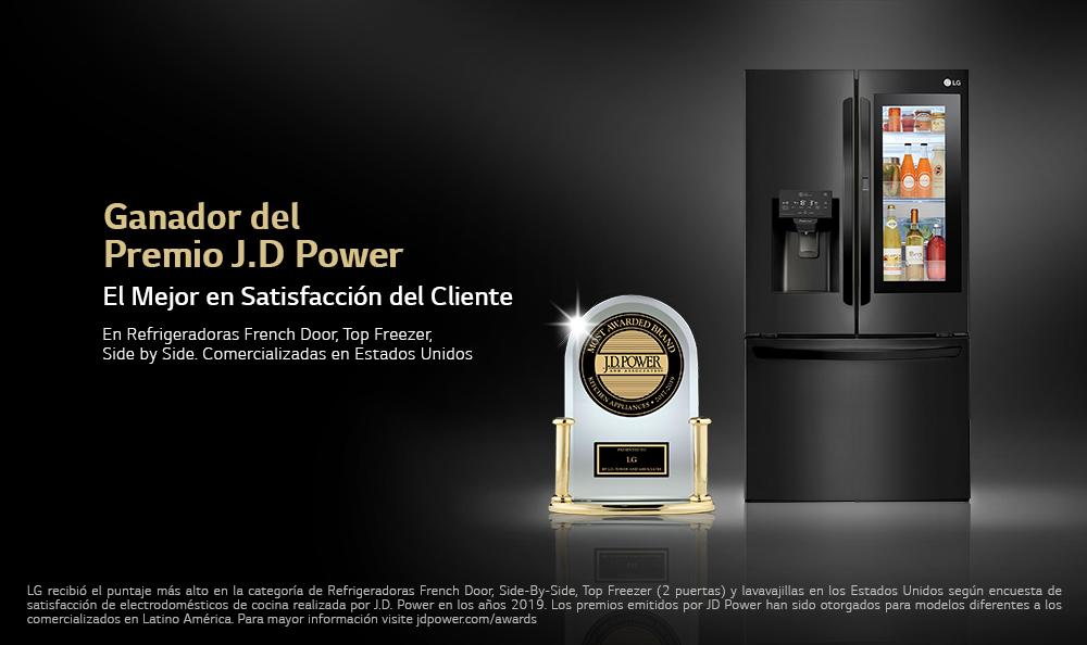 LG Electronics, ¡el mejor en satisfacción del cliente en los Estados Unidos!