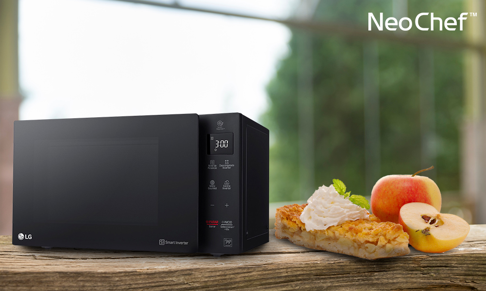 Prepara una Tarta de Manzanas Acarameladas en tu NeoCheff
