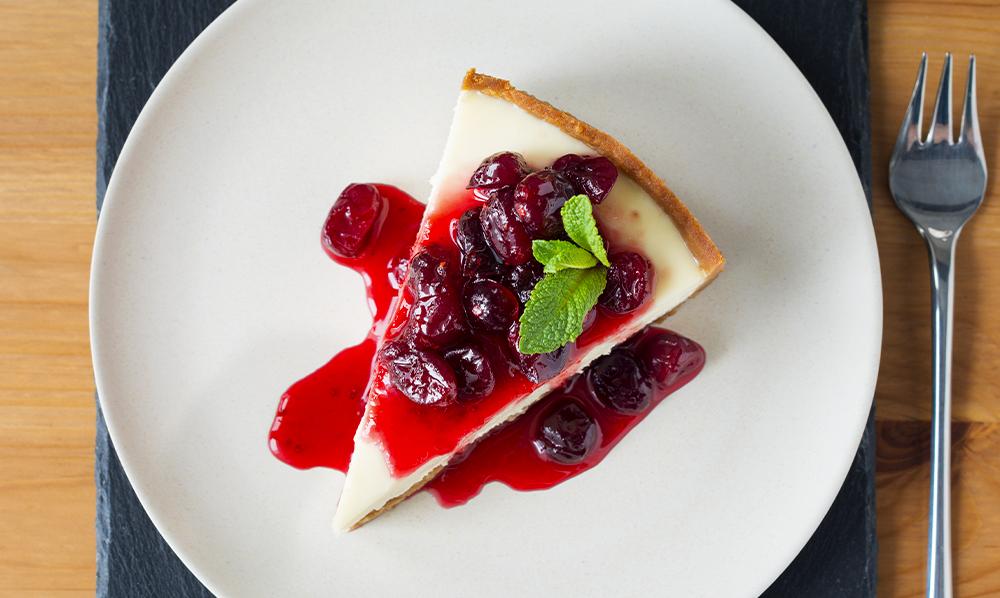 LG NeoChef | Prepara una deliciosa Tarta de queso para Navidad